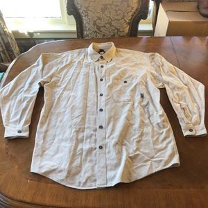 Patagonia Organic Cotton Button Down Up